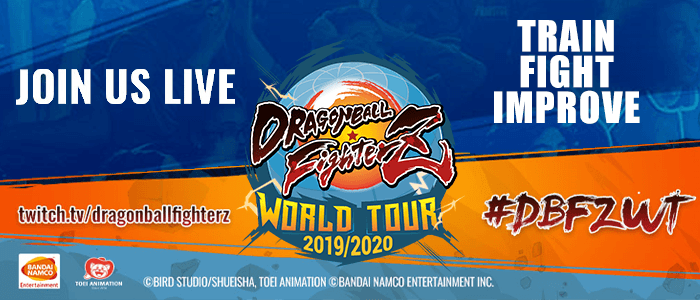 Dragon Ball FighterZ World Tour