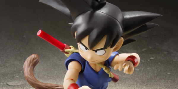 S.H.Figuarts SON GOKU -KID- -Event Exclusive Color Edition-
