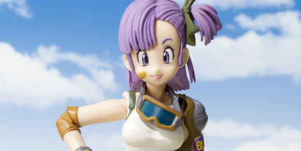 S.H.Figuarts BULMA -Event Exclusive Color Edition-